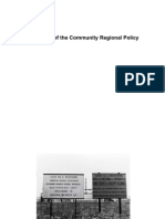 Regional Policy History