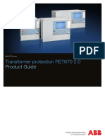1MRK504141-BEN a en Product Guide Transformer Protection RET670 2.0