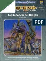 AD&D - DragonLance - La Ciudadela Del Dragón