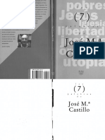 Las 7 Palabras de Jose Maria Castillo