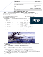 1º Ficha Avaliação Cn 2015-16
