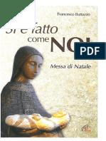 Francesco Buttazzo-Si è fatto come noi