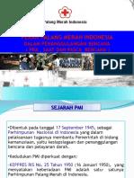 Peran PMI Dalam Manajemen Bencana ( Pra, Saat Dan Pasca Bencana )