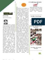 Boletim Informativo Maio 2010