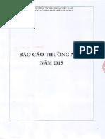 Bao Cao Thuong Nien 2015