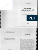 1 - Bresson - L Économie de La Grèce Des Cités (Vol I) - (Cap I)
