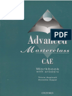 Advanced Master Class CAE Work Book