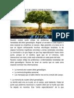 LA ENFERMEDAD Y EL ÁRBOL GENEALÓGICO.doc