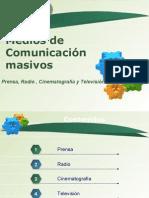 Medios de comunicacion masivos