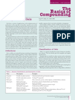 The Basics of Compounding