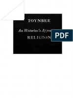 Toynbee - On Religion --- A Historical Approach
