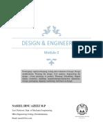 Design and Engineering KTU Module-3