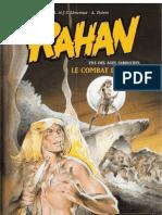 Rahan - 189 - Le Combat de Pierrette