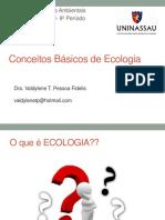 Aula 2 Conceitos de Ecologia AIA