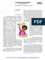 Boletim Informativo Coletivo Vozes 03 2015