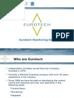 EurotechStandardContro RoomPresentation.ppt