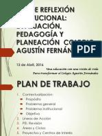 DIA DE REFLEXION PEDAGOGICA - PEI 2016.pdf