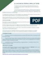 Producción Pesquera y Acuícola en América Latina y El Caribe_FAO