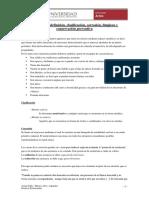 Metales. Definición, Clasificación, Corrosión, Limpieza y Conservación Preventiva