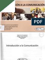 Aula Taller. Introduccion a La Comunicación - Sergio Luis Com