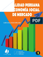 La Realidad Peruana y La Economía Social de Mercado