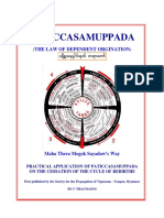 142. The Doctrine of Paticcasamuppada - Ven Mogok Sayataw