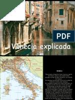 Venecia Explicada (MG