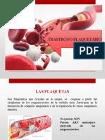 Transtornos Plaquetarios y Cuagulopatias