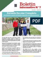 Boletín JEC Enero 2016