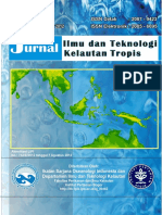Jurnal ITKT Vol. 4 No. 2 Desember 2012