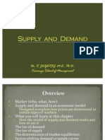 3 Supply and Demand
