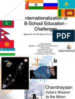 01 Inter Nationalization of Business School Education - Approach and Analysis From Central Asia