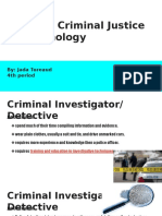 study of criminal justice   criminology