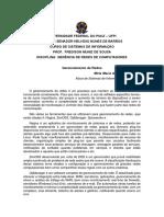 relatorio gerenciamento
