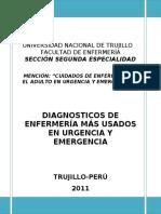 57889090 Diagnosticos de Urgencias y Emergencias