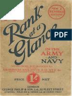 Rank at a Glance 1915