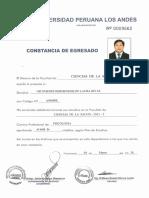 Constanc.,m,.ia de Egresado- Nicomedes Hermenegildo Laura Rivas