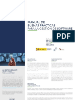 Manual de Buenas Practicas Para La Gestion de Software