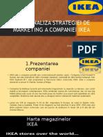 Ikea-analiza strategiei de marketing