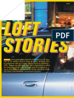 Loft Stories, article du quinzomadaire en liberté Society
