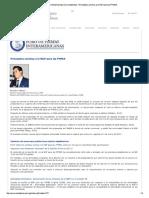 Asociación Interamericana de Contabilid...Pales Cambios a La NIIF Para Las PYMES