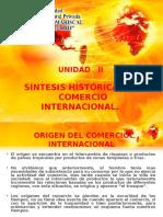 Síntesis Historica Del Comercio Internacional