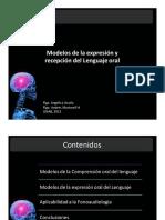 Expresión Comprensión y Niveles Del Lenguaje - NEUROLING - 2013 - AMH