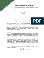 Electroestatica. Sistemas de Particulas