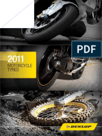 2011 Dunlop Tyre Guide
