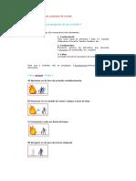 FoldesDicas Para Combate a Princípios de Incêndio