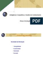 Breve Introducao - gestão por competencias