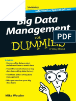 9781119250555 Big Data Management for Dummies Informatica Ed