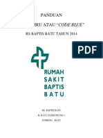Panduan Code Blue 2014