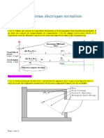 schéma électrique industriel normalisé